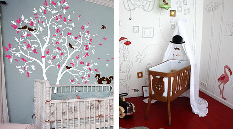 kinderkamer behangen • schildersbedrijf könings uit echt, Deco ideeën